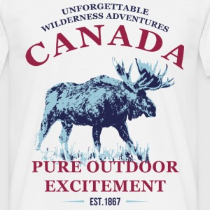 CANADA MOOSE T-Shirts - Men's T-Shirt