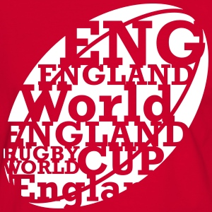 England Rugby World Cup - Men's Ringer Shirt