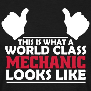 world class mechanic T-Shirts - Men's T-Shirt