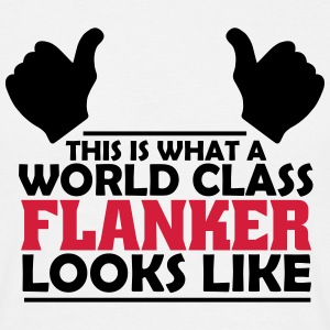 world class flanker T-Shirts - Men's T-Shirt