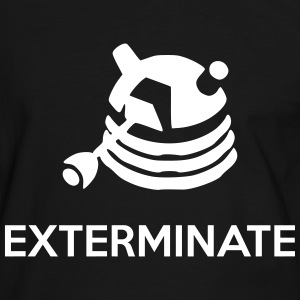 Exterminate T-Shirts - Men's Ringer Shirt