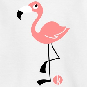 Flamingo (3c) Shirts - Teenage T-shirt
