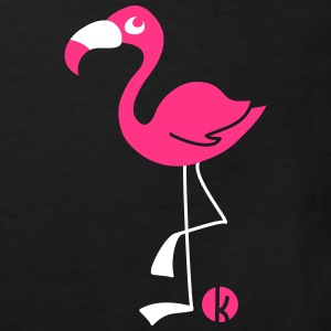 Flamingo (2c) Shirts - Kids' Organic T-shirt