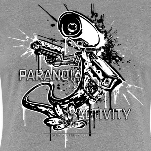 Paranoia Activity T-Shirts - Frauen Premium T-Shirt