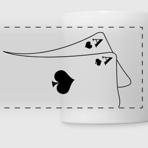 Pocket Aces Mug - Panoramic Mug