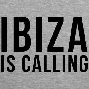 Ibiza Is Calling 2 Singlets - Premium singlet for menn