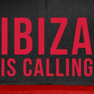 Ibiza Is Calling 2 Kasketter & Huer - Snapback Cap
