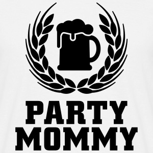 Party Mommy T-Shirts - Men's T-Shirt