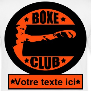 fightclub+texte Tee shirts - T-shirt Homme