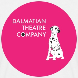 Dalmatian Theatre White Tee - Men's T-Shirt