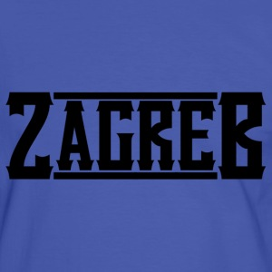 zagreb Tee shirts - T-shirt contraste Homme