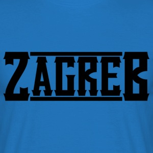 zagreb Tee shirts - T-shirt Homme