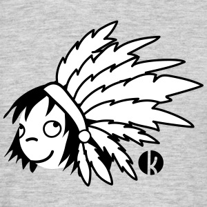 Indian Chief - Indian Camisetas - Camiseta hombre