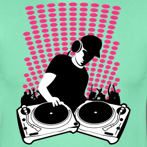 DJ turntables T-Shirts - Men's T-Shirt
