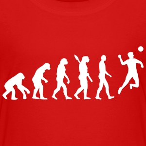 Evolution Faustball T-Shirts - Kinder Premium T-Shirt