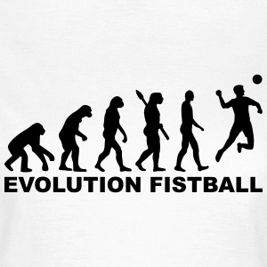Evolution Fistball T-Shirts - Frauen T-Shirt