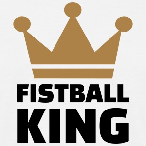 Fistball King T-Shirts - Männer T-Shirt