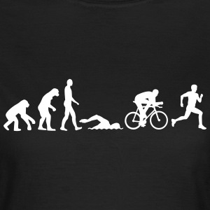 Evolution Triathlon T-Shirts - Frauen T-Shirt