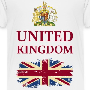 UNITED KINGDOM Shirts - Kids' Premium T-Shirt