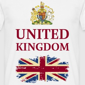 UNITED KINGDOM T-Shirts - Männer T-Shirt