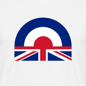 British Mod T-Shirts - Men's T-Shirt