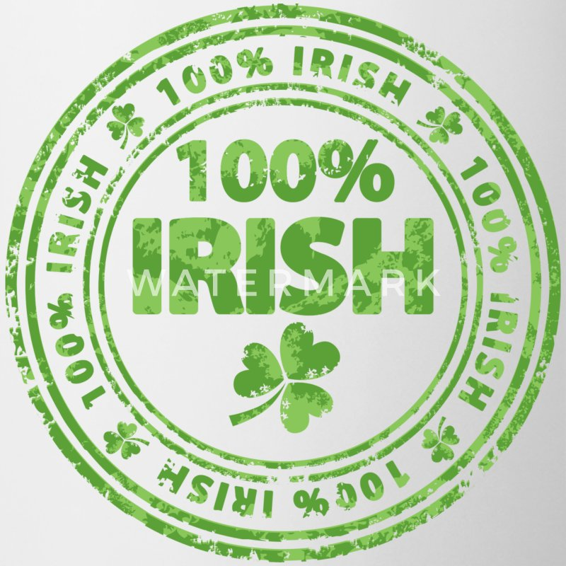 100% Irish Mugs & Drinkware - Mug