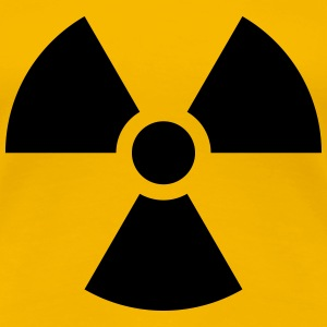 Radioactive Nuclear Danger Tee shirts - T-shirt Premium Femme