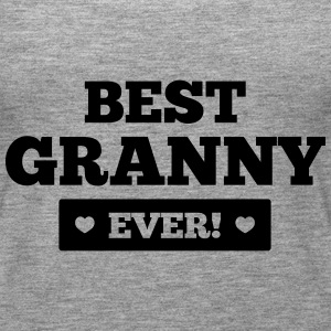 Best granny ever Tops - Frauen Premium Tank Top