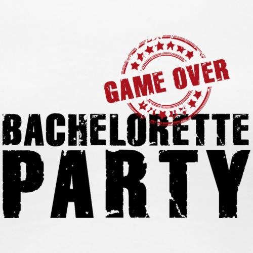 Bachelorette Party game over JGA Team Braut Girls
