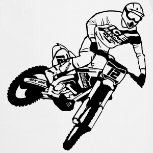 Motocross - Supercross Kookschorten - Keukenschort