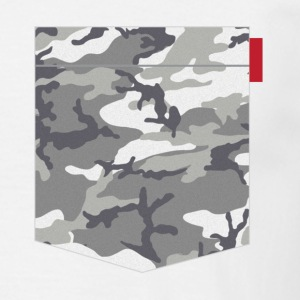 Urban Camo Pocket Patch T-Shirts - Men's T-Shirt