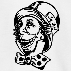 Mad hatter troll face Tee shirts - T-shirt Ado