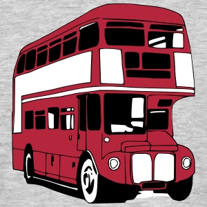 London-Bus (3 color) T-Shirts - Männer T-Shirt