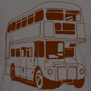 London-Bus (sw) T-Shirts - Men's Ringer Shirt