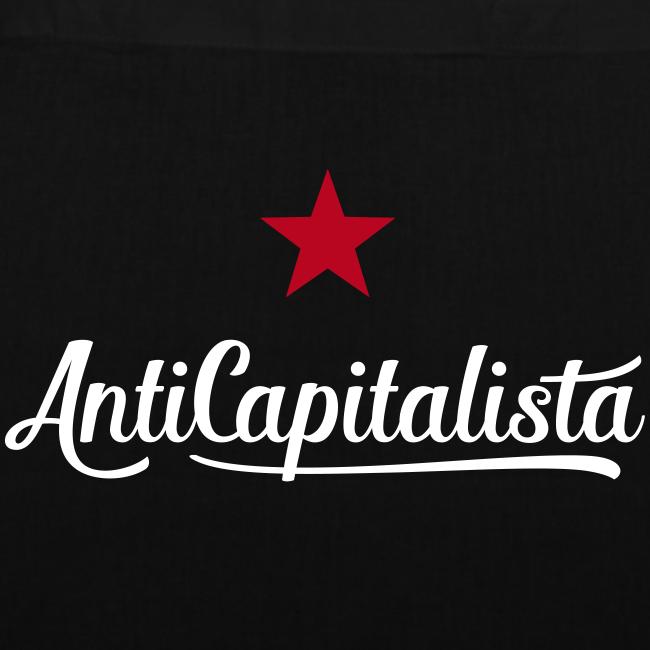 AntiCapitalista  Stofftasche