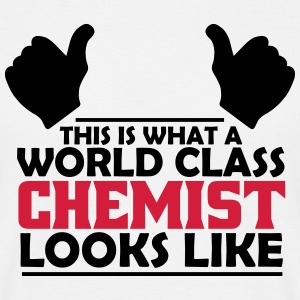 world class chemist T-Shirts - Men's T-Shirt