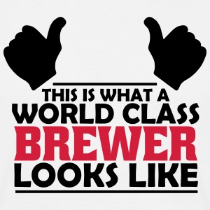 world class brewer T-Shirts - Men's T-Shirt