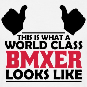 world class bmxer T-Shirts - Men's T-Shirt