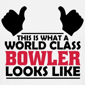 world class bowler T-Shirts - Men's T-Shirt