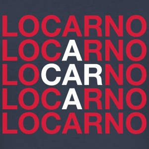 LOCARNO - Herre Slim Fit T-Shirt