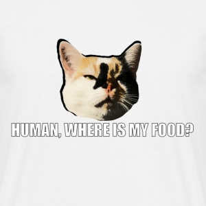 Cat_Meme_SHIRT MAN - Männer T-Shirt