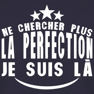 chercher plus perfection je suis la cita Sweat-shirts - Sweat-shirt Homme