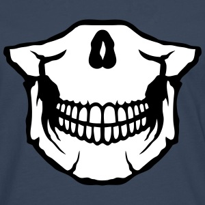 Low skull tooth 29 Long sleeve shirts - Men's Premium Longsleeve Shirt