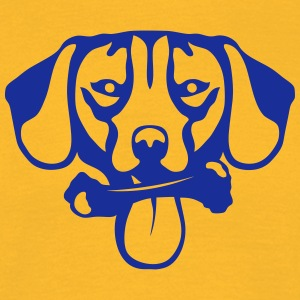Dog bones 809 T-Shirts - Men's T-Shirt