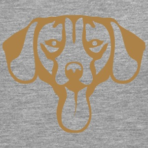 Dog tongue 28 Long sleeve shirts - Men's Premium Longsleeve Shirt