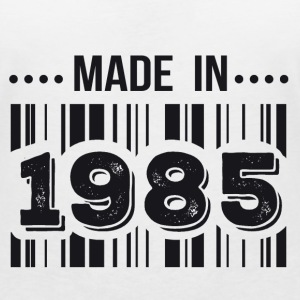 Made in 1985 Tee shirts - T-shirt col V Femme
