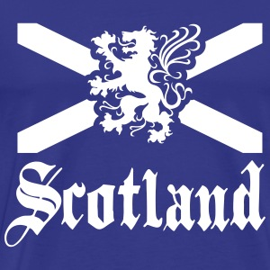 scotland T-Shirts - Men's Premium T-Shirt