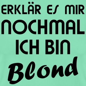 Blond T-Shirts - Frauen T-Shirt