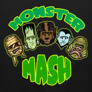 Monster Mash - Men's Premium Tank Top