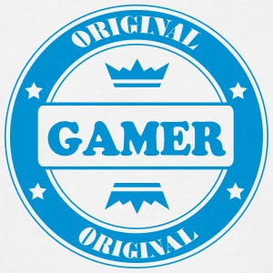 Original gamer T-shirts - Herre-T-shirt